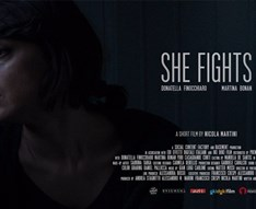She fights | trailer